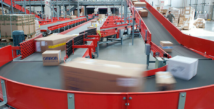 CONVEYER SYSTEMS