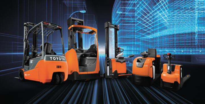 Lithium-Ion solutions from Toyota